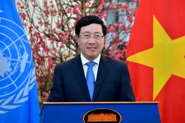 Việt Nam sẽ chủ trì 30 cuộc họp của Hội đồng Bảo an Liên Hợp Quốc - 1