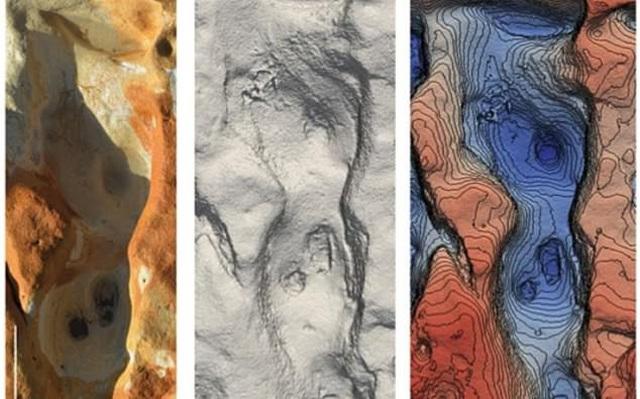 Phát hiện dấu chân người 100.000 năm tuổi ở bờ biển Tây Ban Nha - 1