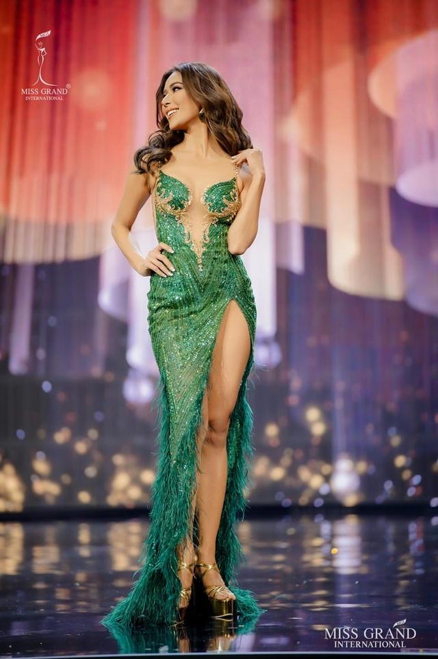 Nhan sắc gợi cảm của người đẹp hụt danh hiệu Hoa hậu Hòa bình Thế giới - 7