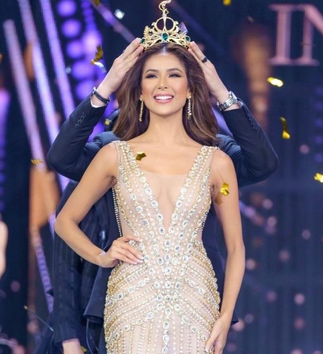 Nhan sắc gợi cảm của người đẹp hụt danh hiệu Hoa hậu Hòa bình Thế giới - 1