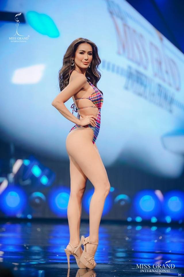 Nhan sắc gợi cảm của người đẹp hụt danh hiệu Hoa hậu Hòa bình Thế giới - 5