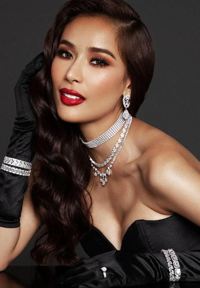 Nhan sắc gợi cảm của người đẹp hụt danh hiệu Hoa hậu Hòa bình Thế giới - 13