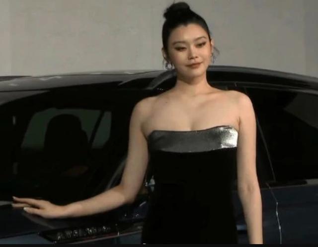 Hề Mộng Dao khoe thân hình đẫy đà sau nghi án mang thai lần hai - 3
