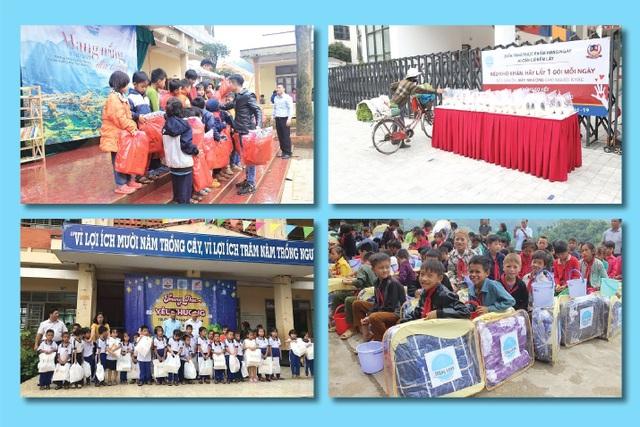 Tập đoàn Bách Việt gắn sản xuất kinh doanh với trách nhiệm xã hội - 2
