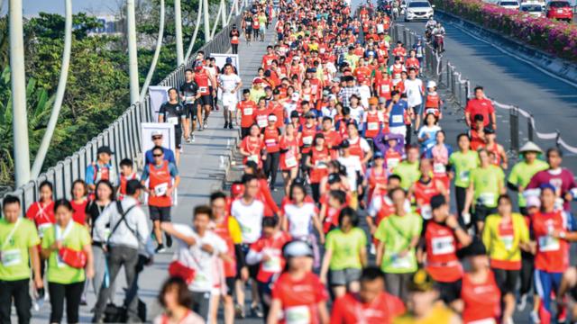 Techcombank  marathon: Cùng cộng đồng vượt trội hơn mỗi ngày trong bình thường mới - 3