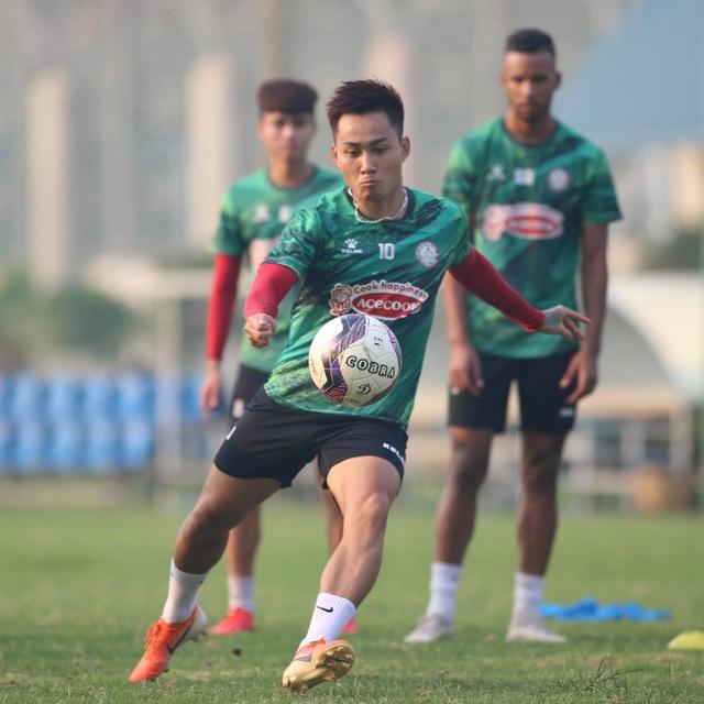 Sau Hoàng Thịnh, CLB TPHCM tiếp tục nhận tin không vui từ Lee Nguyễn - 4