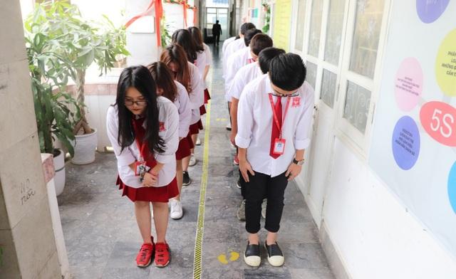 Trường cấp 3 kiểu Nhật giữa lòng Hà Nội - 1