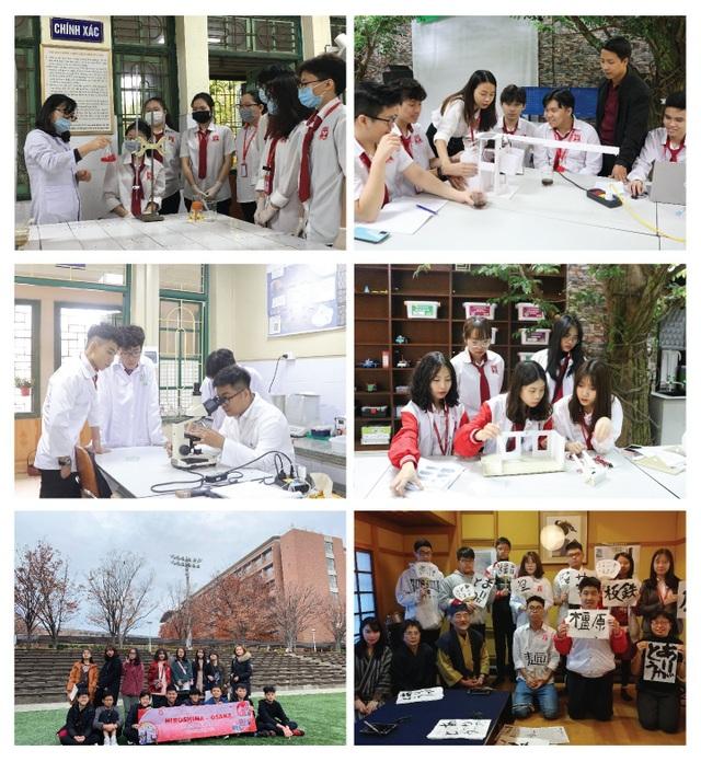 Trường cấp 3 kiểu Nhật giữa lòng Hà Nội - 5