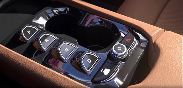 Xe điện VinFast VF e35 lộ diện với kích thước ngang BMW X3, sẽ bán tại Mỹ - 8
