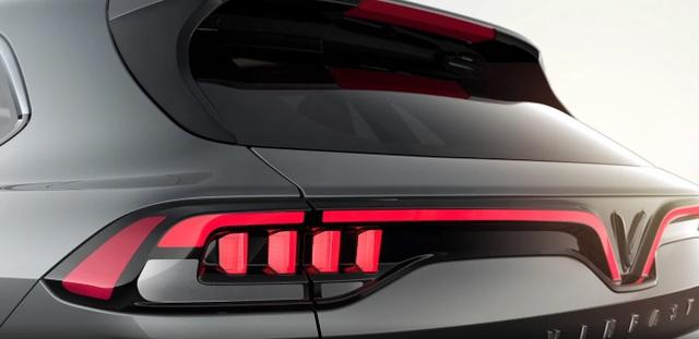 Xe điện VinFast VF e35 lộ diện với kích thước ngang BMW X3, sẽ bán tại Mỹ - 10