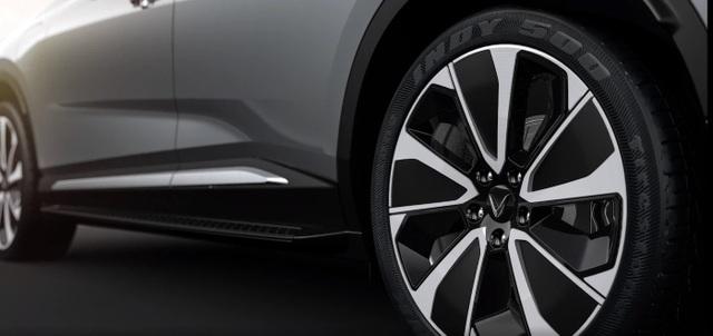 Xe điện VinFast VF e35 lộ diện với kích thước ngang BMW X3, sẽ bán tại Mỹ - 11