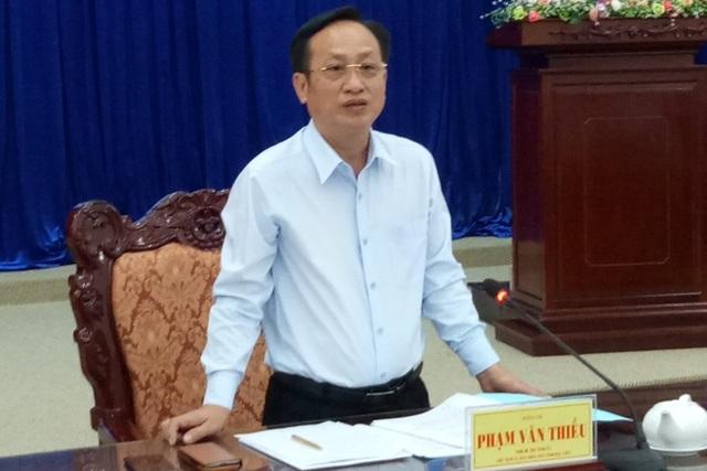 Chủ tịch Bạc Liêu đề nghị chuyển công an xử nghiêm những sai phạm xây dựng - 1