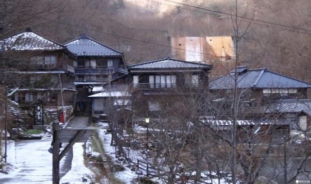 Tắm khoáng nóng du hành về thời Edo ở Kita Onsen - 1