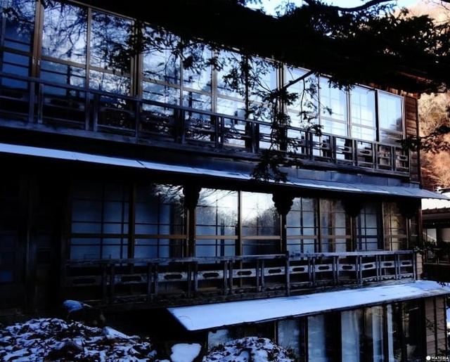 Tắm khoáng nóng du hành về thời Edo ở Kita Onsen - 2