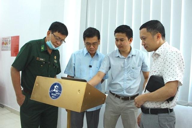 Công nghệ Viettel eKYC được ứng dụng vào Dịch vụ định danh công dân điện tử tại Quận 1, TP. HCM - 2