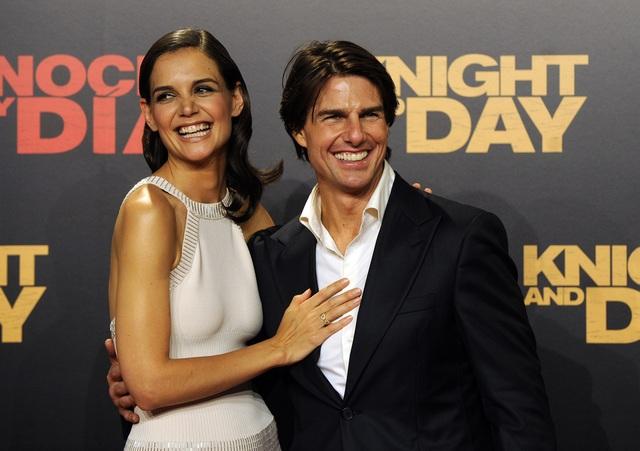 Tiết lộ con số trùng hợp kỳ lạ trong 3 cuộc hôn nhân của Tom Cruise - 4