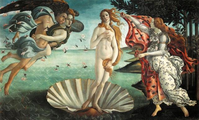 6 bức tranh khỏa thân làm thay đổi lịch sử hội họa - 2