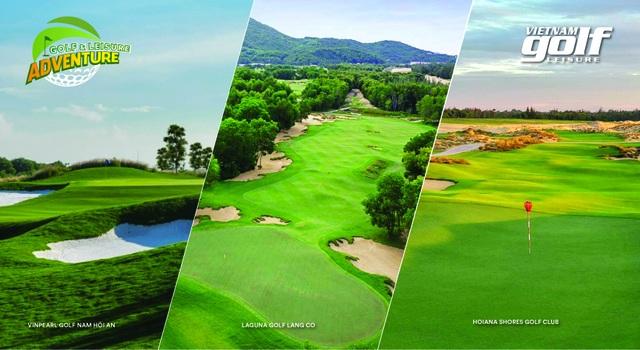 Khép lại hành trình đầy ý nghĩa của Golf  Leisure Adventure 2021 - 1