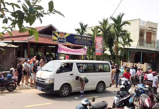 Khởi tố vụ án giết người nghi ghen tuông tại quán nhậu Lương Sơn Quán - 1