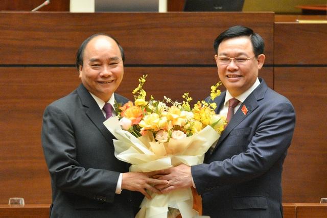 Quốc hội thống nhất miễn nhiệm Thủ tướng Chính phủ Nguyễn Xuân Phúc - 2