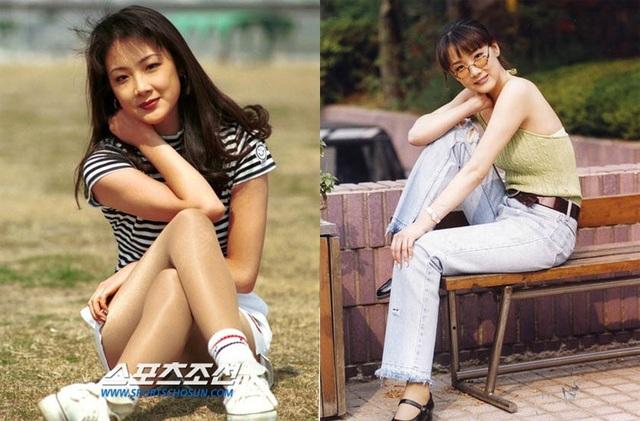 Hôn nhân viên mãn với chồng kém 9 tuổi khiến Choi Ji Woo ngày càng trẻ đẹp! - 5