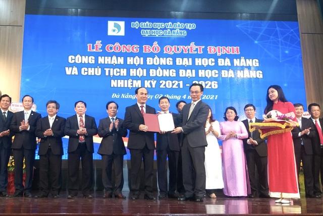 Đại học Đà Nẵng phấn đấu trở thành Đại học Quốc gia Đà Nẵng - 1