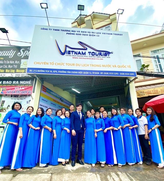 Vietnam Tourist và hành trình xây dựng thương hiệu - 4