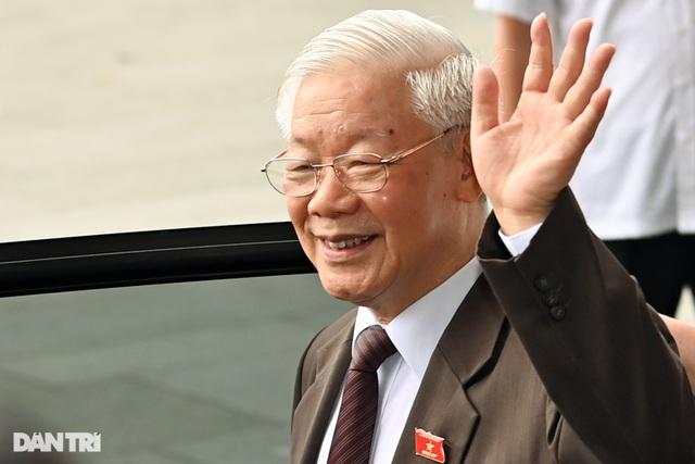 Quốc hội miễn nhiệm Chủ tịch nước đối với ông Nguyễn Phú Trọng - 2
