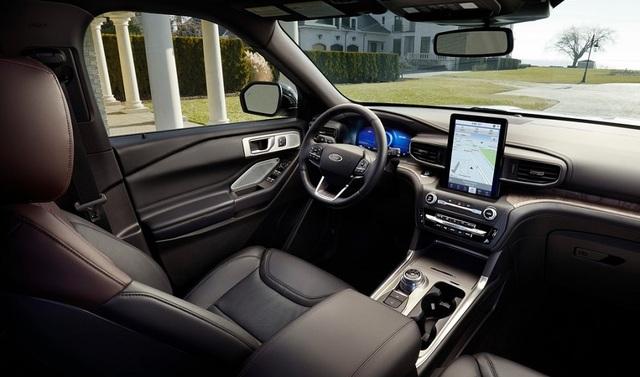 Ford Explorer 2021 sắp về Việt Nam với giá dự kiến 2,3 tỷ đồng - 2