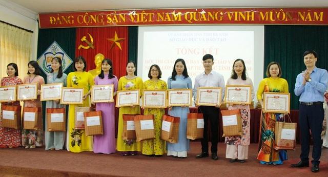 37 giáo viên được công nhận dạy giỏi và chủ nhiệm giỏi cấp tiểu học - 1