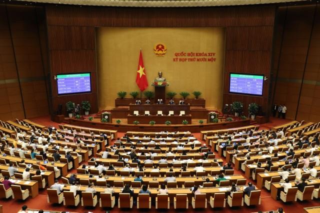 Quốc hội thống nhất miễn nhiệm Thủ tướng Chính phủ Nguyễn Xuân Phúc - 1