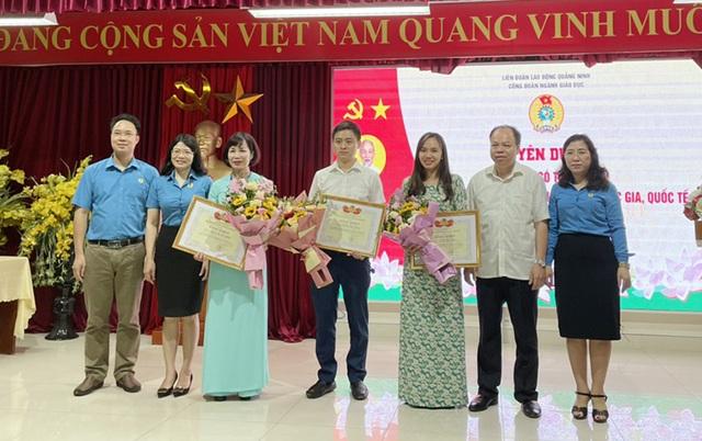 Ngành giáo dục Quảng Ninh khởi động chương trình 75.000 sáng kiến, vượt khó - 2
