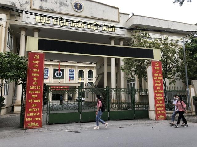 Vụ học viên Múa kêu cứu: Bộ GDĐT đồng ý để Học viện cấp bằng cho học sinh - 1