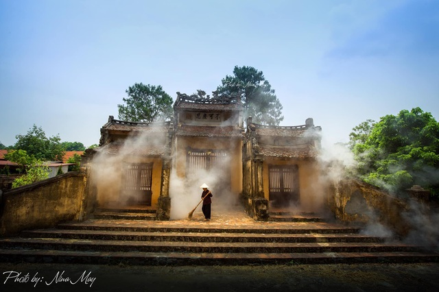 Người phụ nữ thổi hồn vào những bức tranh làng quê Việt - 1