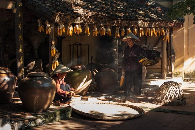 Người phụ nữ thổi hồn vào những bức tranh làng quê Việt - 5
