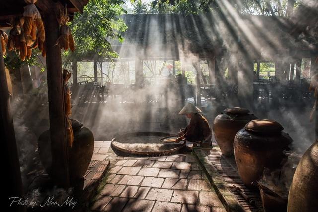Người phụ nữ thổi hồn vào những bức tranh làng quê Việt - 6