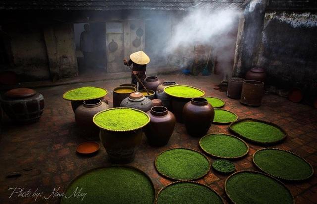 Người phụ nữ thổi hồn vào những bức tranh làng quê Việt - 7