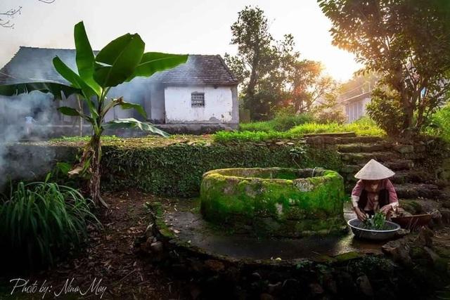 Người phụ nữ thổi hồn vào những bức tranh làng quê Việt - 8