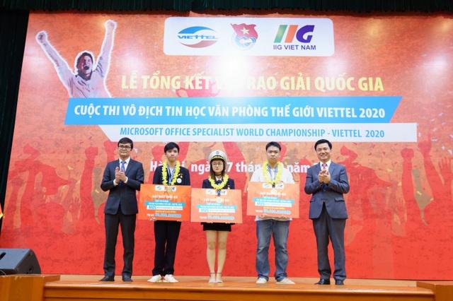MOSWC - Viettel 2021: Lan tỏa niềm đam mê Tin học tới giới trẻ trên mọi miền đất nước - 2