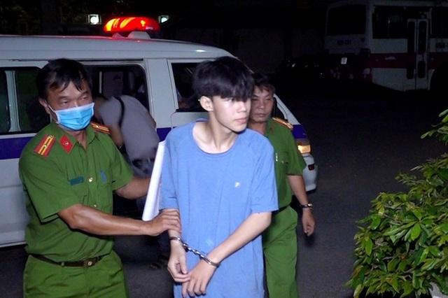 Tạm giam học sinh lớp 10 giết người cướp tài sản, giấu xác phi tang - 1