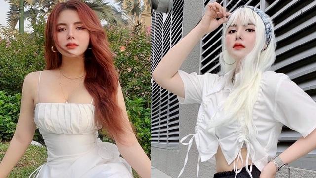 Phong cách cá tính, đầy quyến rũ của hot girl Bình Dương - 1