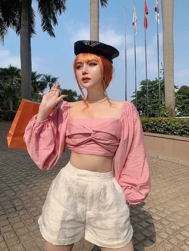 Phong cách cá tính, đầy quyến rũ của hot girl Bình Dương - 9