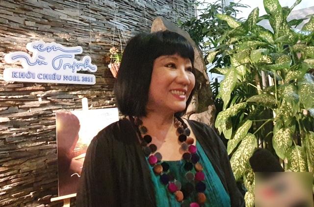 Trần Lực bồi hồi khi từ Hà Nội vào thắp nhang cho cố nhạc sĩ Trịnh Công Sơn - 3
