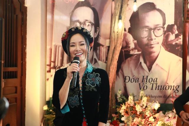 Trần Lực bồi hồi khi từ Hà Nội vào thắp nhang cho cố nhạc sĩ Trịnh Công Sơn - 2