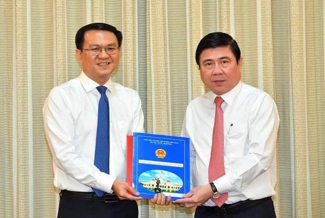 Ông Lâm Đình Thắng làm Giám đốc Sở Thông tin - Truyền thông TPHCM - 1