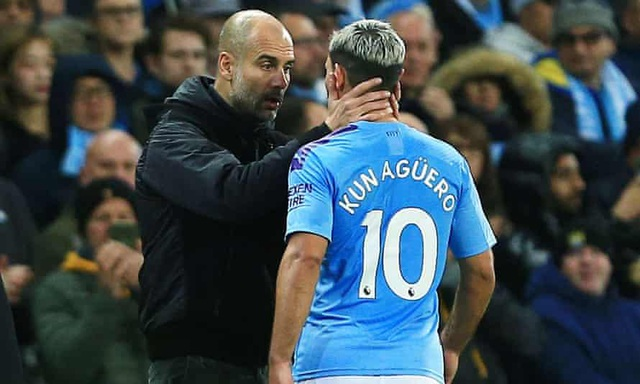 Leicester 0-2 Man City: Aguero phá siêu phẩm của Fernandinho - 5