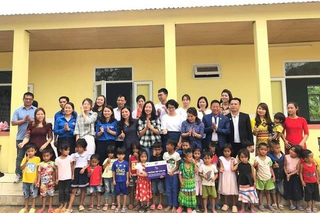 Tuổi trẻ Quảng Trị khánh thành Trường đẹp cho em tại xã miền núi - 2