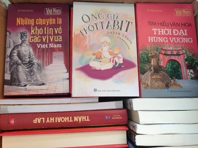 Lần đầu tiên huyện miền núi Nam Trà My đưa thư viện vào lớp học - 2