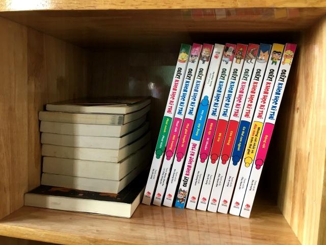 Lần đầu tiên huyện miền núi Nam Trà My đưa thư viện vào lớp học - 3