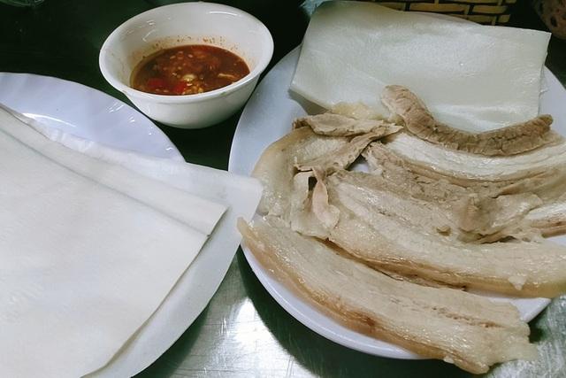 Ghé xứ Đà thành, nhớ thương mãi món bánh tráng cuốn thịt heo - 2
